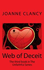 Web of Deceit (The Unfaithful Series, #3)