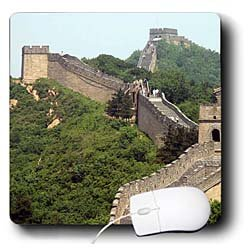 Vacation Spots - Great Wall of China - Mouse Pads
