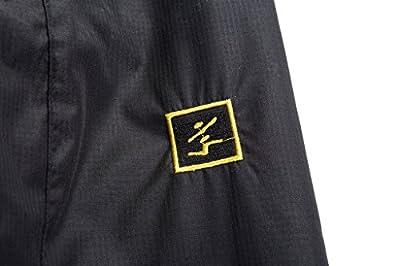 Wantdo Men's Breathable Softshell Outdoor Windbreaker Hiking Jacket with hood