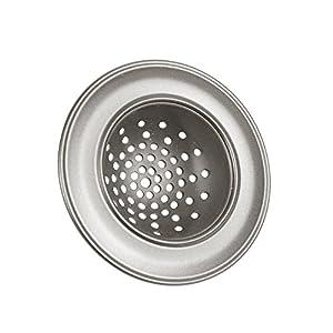 InterDesign Morley Kitchen Sink Drain Strainer