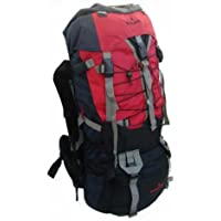 7000 Cubic Inch Red Alpine Trekking/ Hiking/ Climbing/ Camping Backpack