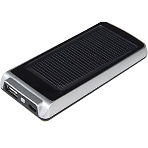 Xtorm AM113 Platinum Mini solar charger (Silber, 1200mAh, 1A, Solar)