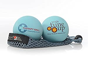Yoga Tune Up Jill Miller's Therapy Balls.