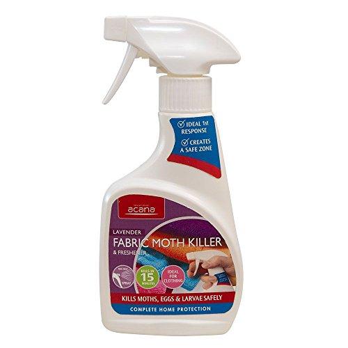 Acana antitarme Abbigliamento e tessuto 275ml Spray da Caraselle