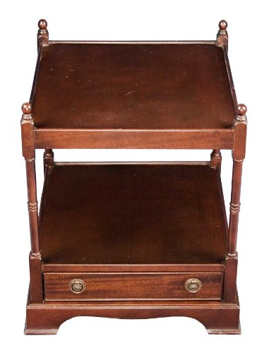 Cheap Antique Style Mahogany End Table (B008Z279YA)