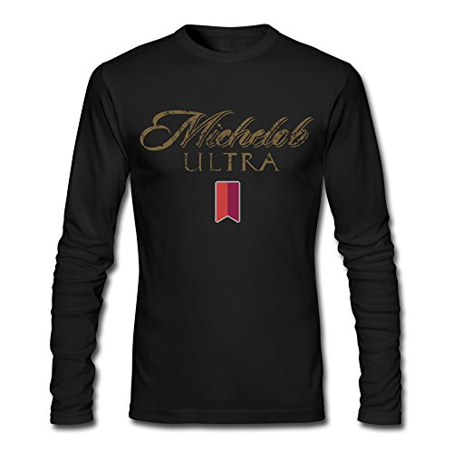 mens-cool-graphic-michelob-long-sleeve-t-shirt-black-small