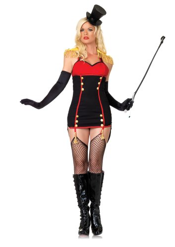 Leg Avenue Women's Ring Master Costume