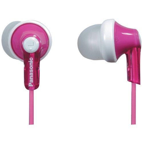 PANASONIC RP-HJE120-P HJE120 Earbuds (Pink) наушники затычки panasonic rp hje118gug зеленый