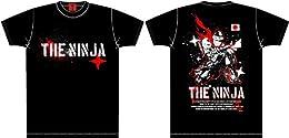 (キン肉マン) Tシャツ ザ・ニンジャ ブラック Lサイズ