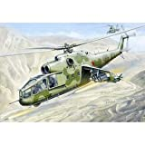 1 72 Mil Mi-24A Hind Helicopter Gunship by Dragon Models USA