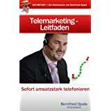 "Telemarketing-Leitfadenvon ""Bernfried Opala"""