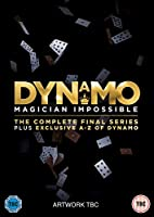 The Complete Final Series and A-Z of Dynamo [DVD]