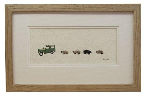 penny-lindop-designs-cadre-photo-de-mouton-a-la-suite-dun-land-rover-fait-a-la-main-en-grande-bretag
