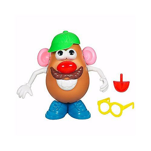 Playskool Mr. Potato Head Toy BROWN - 1