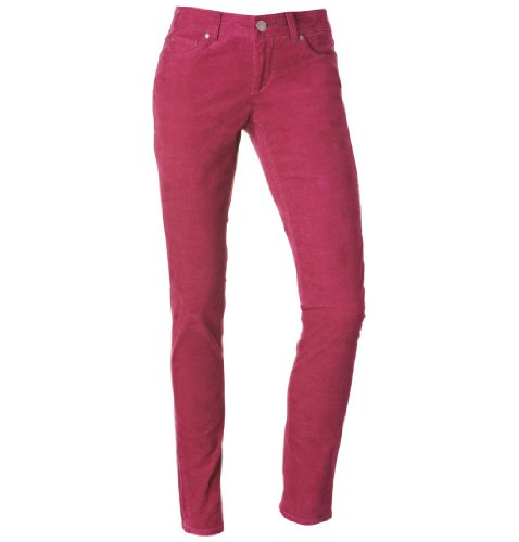 Street One Cordhose im Slim Fit (W38 L30, autumn pink)