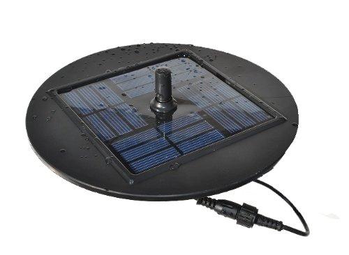 Solarrific G3034 Solar Pump Water Fountain Kit Fountain