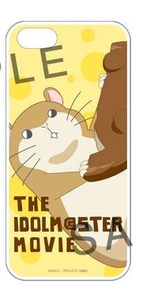劇場版『THE IDOLM@STER MOVIE 輝きの向こう側へ! 』 iPhoneカバー 5/5S ハム蔵Ver.