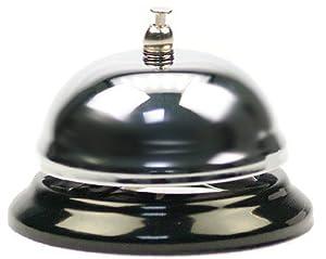 Wedo 624401 - PSN-Tischglocke Metall