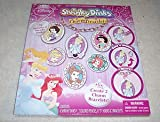 Disney Princess Shrinky Dinks Charm Bracelets