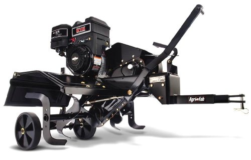 Agri-Fab 45-0308 Multi-Fit Tow Tine Tiller with Briggs & Stratton Intek 875 Series Engine image
