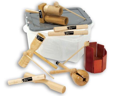 Percussion Plus Sounds Wooden Kit