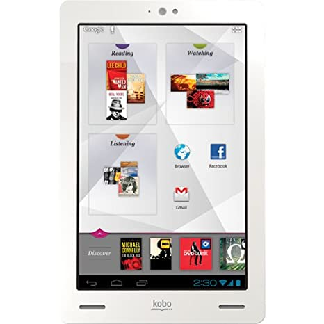 Kobo Arc - Tablet - Android 4.0 - 64 GB - 17.8 cm