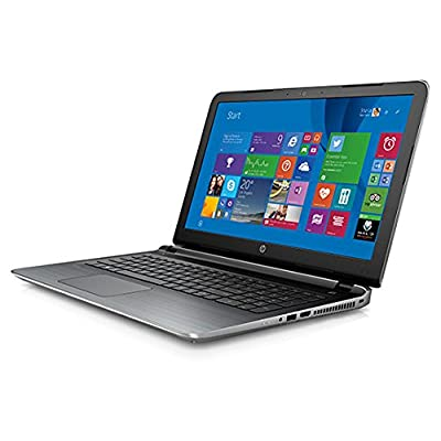 HP Pavilion 15-ab027TX 15.6-inch Laptop (Core i3-5010U/4GB/1TB/Win 8.1/2GB Graphics), Natural Silver