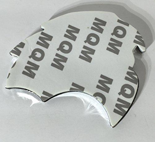 [해외]Hellcat Emblem (Larger Version)은 Dodge Mopar 68269896AA의 OEM을 대체합니다. 68269897AA SRT SRT8 BOTH Left & amp; /Hellcat Em