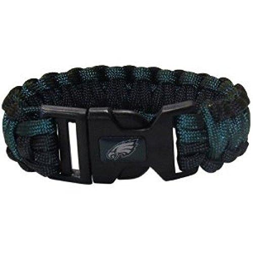 Philadelphia Eagles Nfl Survival Paracord Bracelet Large Authentic Football Team front-985675