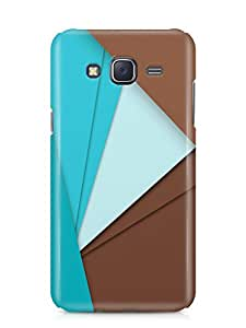Nukkads 3D Designer Printed Back Cover for Samsung Galaxy J5
