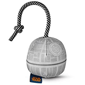 STAR WARS Death Star Retriever Dog Toy, 10