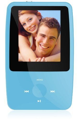 Ematic EMS004BU eSport Clip MP3 Video Player with Video Recorder