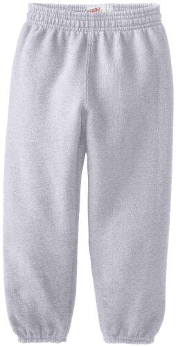 Soffe Little Boys' Heavyweight Sweat Pant, Ash, Large