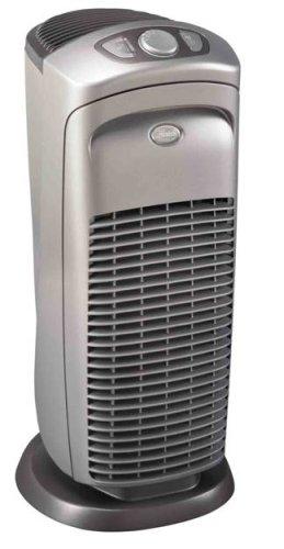 Hunter Hepa Air Purifiers : Hunter hepatech small tower three speed air purifier