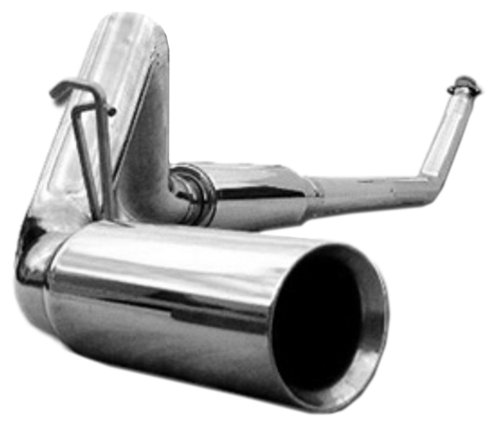 MBRP S6100304 T304 Stainless Steel Turbo Back Single Side Exhaust System (2000 Dodge Cummins Tow Mirrors compare prices)