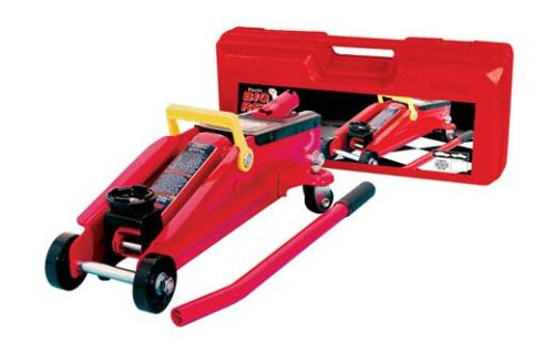 Review Torin T82012 2 Ton Hydraulic Trolley Jack in Plastic Case