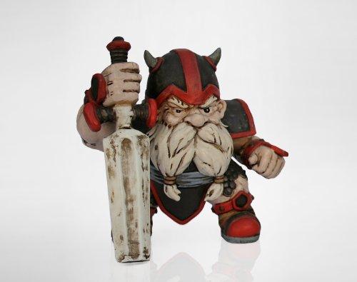 Battle Sword Garden Gnome 4