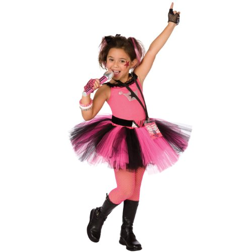 Buy Seasons - Glam Rocker Child Costume