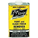Zip Strip Paint And Finish Remover, ZIP STRIP PAINT REMOVER