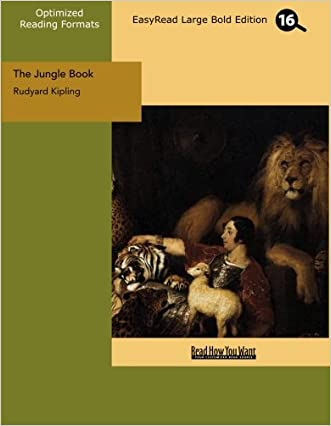 The Jungle Book (EasyRead Large Bold Edition)