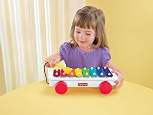 Fisher-Price Brilliant Basics Classic Xylophone by Fisher-Price