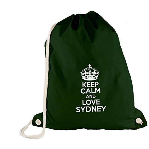 sports-bag-keep-calm-and-love-australia-sydney-home-weh-gift-idea-green-one-size