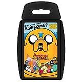 Top Trumps - Adventure Time - Jeu de Bataille Version Anglaise