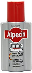 Alpecin Tuning Shampoo 200ml - (Pack of 3)