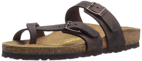 Birkenstock Women's Mayari Sandal,Habana,39 EU/8-8.5 M US (Birkenstock Sandals Women 39 compare prices)