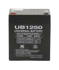 12V 4.5Ah AGM Sealed Lead Acid AGM Battery UB1245