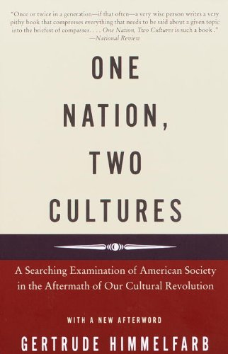 One Nation, Two Cultures: A Searching Examination of...