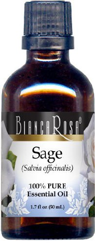 Sage Dalmatian Pure Essential Oil