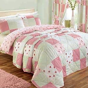 Toddler Bedding Sets Patchwork Pink Single