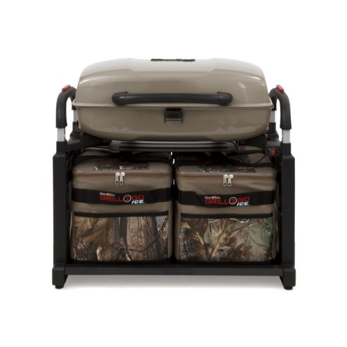 char broil grill 2 go ice real tree edition tru infrared. Black Bedroom Furniture Sets. Home Design Ideas